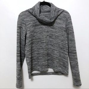 Columbia cowl neck sweatshirt